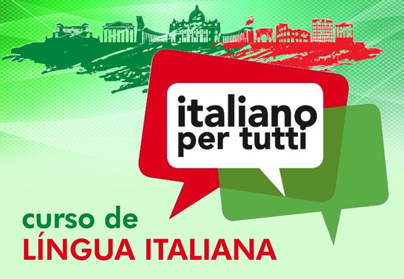 Curso de Língua Italiana