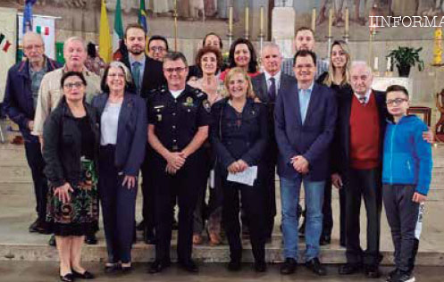 La UIL in Brasile alle commemorazioni per la Festa della Repubblica Italiana