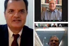 """A UIM do Brasil Congratula-se com Fabio Porta, """"Imortal"""" da Academia Villiam Shakespeare"""